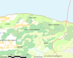 Map commune FR insee code 74279.png