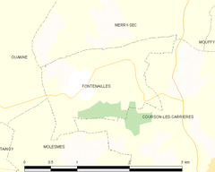 Map commune FR insee code 89174.png