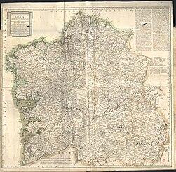 Mapa geográfico del Reyno de Galicia 1784.jpg