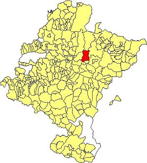 Maps of municipalities of Navarra Lizoain.JPG
