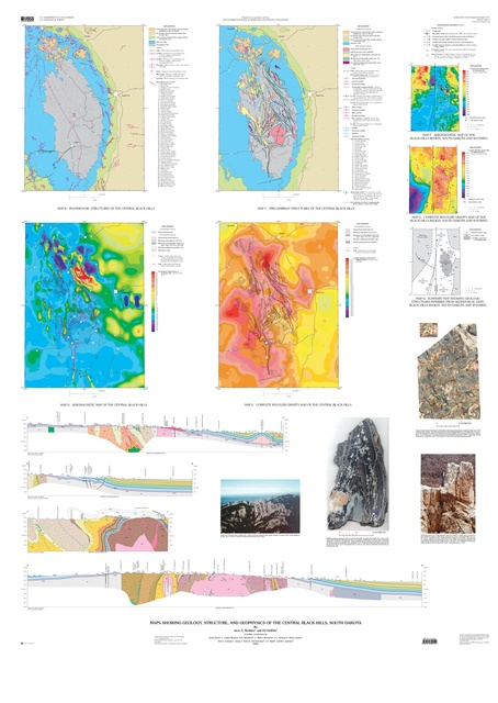File:Maps showing Geology, Structure, and Geophysics of the Central ...