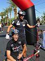 Marcus Hellner & Petter Northug i Las Vegas 2010-07-06 003.jpg