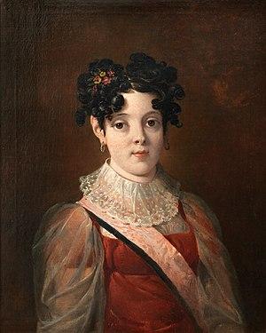 Infanta Maria da Assunção of Portugal - Image: Maria da Assunção of Portugal