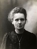 Marie Curie was one of the most significant researchers of ionizing radiation and its effects.