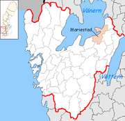 Mariestad Municipality in Västra Götaland County.png