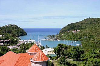 Marigot Bay - Marigot Bay