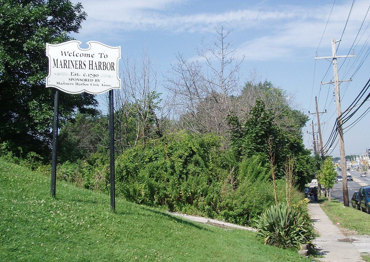 Schools In New York City >> Mariners Harbor, Staten Island - Wikipedia