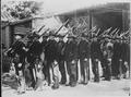 Marines in relief party, Peiping, China. 1900, 1927 - 1981 - NARA - 532580.tif