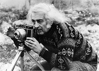 Mario Giacomelli Italian photographer
