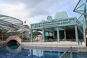 Maritime Experiential Museum & Aquarium, Resorts World Sentosa, Singapore - 20120102.jpg