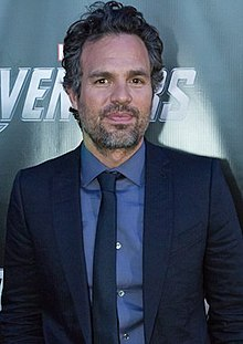Mark Ruffalo at the Toronto premiere of The Avengers (cropped).jpg