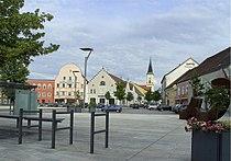 Marktplatz Osterhofen, Bavaria.jpg