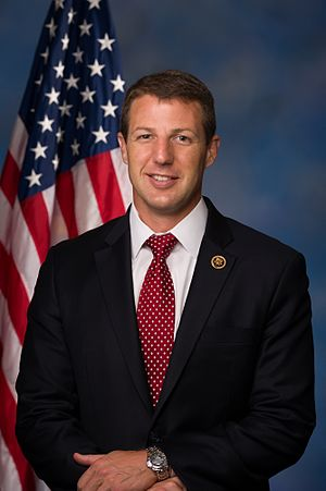 Oklahoma's congressional districts - Image: Markwayne Mullin official congressional photo