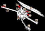 Mars Observer - spacecraft diagram -rev2-fr.png