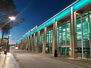 Marseille Provence Airport international airport serving Marseille, France