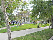 MartinCountyFlaCourthouseComplex Gazebo