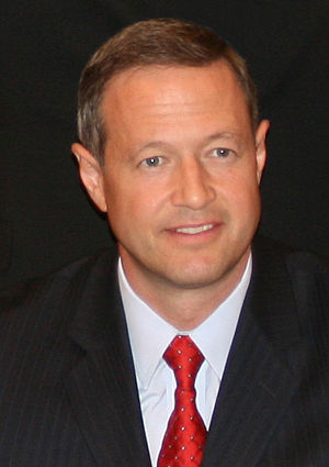 Martin O'Malley, Governor of the U.S. state of...