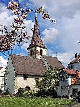 Martinskirche, Remseck Neckargröningen