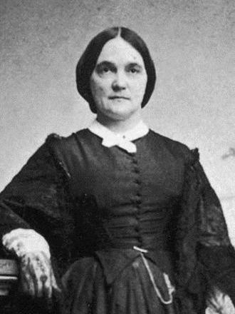 Mary Boykin Chesnut - Chesnut in the 1860s
