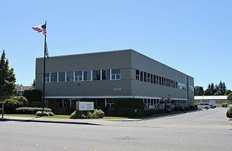 Marysville, Washington - Marysville's city hall, located on State Avenue