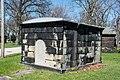 Mason mausoleum - Woodland Cemetery.jpg