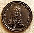 Massimiliano soldani benzi, medaglia di francesco redi, 1684.JPG