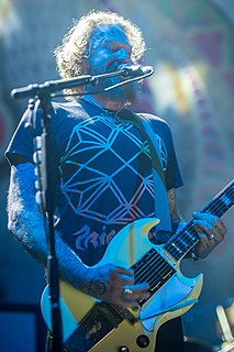 Brent Hinds American musician