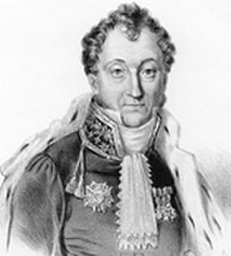 Mathieu de Montmorency - An older Montmorency