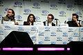 Matt Reeves, Keri Russell, Gary Oldman & Andy Serkis (13949118824).jpg