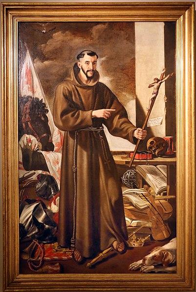 File:Matteo loves, ritratto di fra giovan battista da modena, già duca alfonso III d'este, 1635.jpg