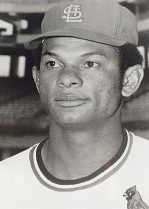 Matty Alou - Alou in 1971
