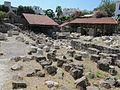 Mausoleo di alicarnasso, piano con rovine 06.JPG
