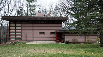 Marshall Erdman Prefab Houses - Image: Mc Bean House
