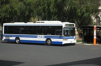 McHarry's Buslines - Image: Mc Harrys Geelong Transit System bus