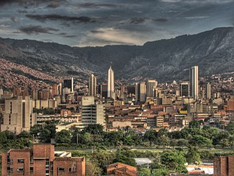Second Episcopal Conference of Latin America - Medellin, Colombia; where the Conference took place in 1968.