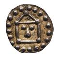 Medeltida silvermynt - Skoklosters slott - 109392.tif