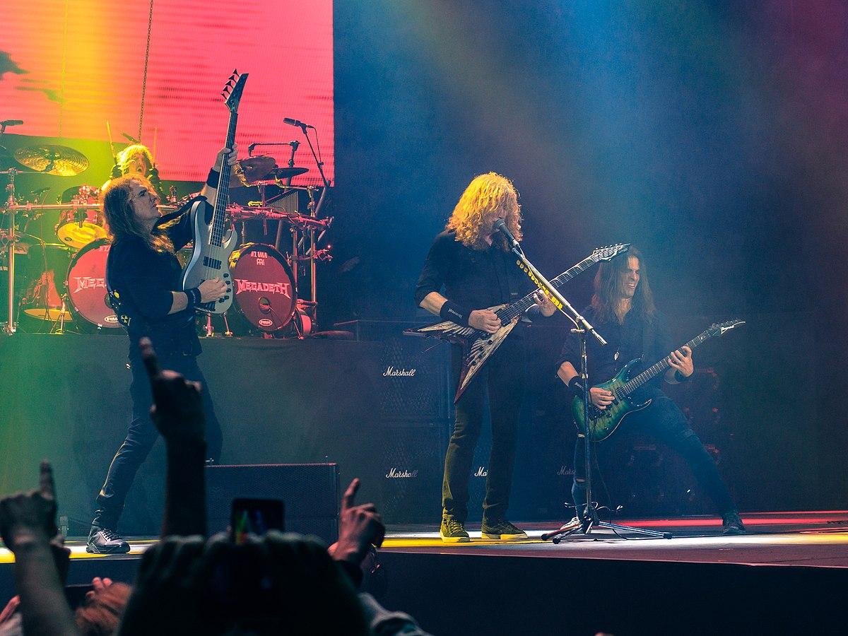 Megadeth - Wikipedia