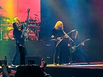 Megadeth Live at The O2 2018-06-16.jpg