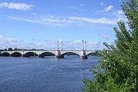 Memorial Bridge, Springfield MA