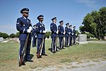 Memorial Day Ceremony held to honor past veterans 130527-F-RC891-014.jpg