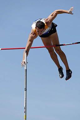 Men pole vault French Athletics Championships 2013 t154951