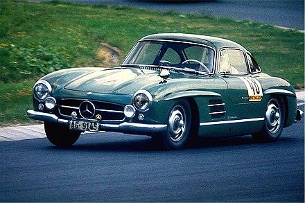Mercedes Benz W 198 Wikiwand