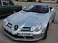 Mercedes-Benz SLR McLaren Theresienwiese 01.JPG