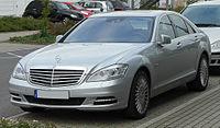 Mercedes-Benz W221 - Wikicars