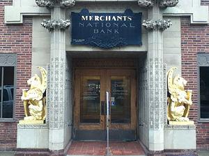 Merchants' National Bank