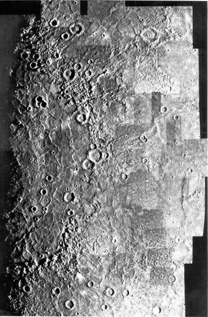 Mercury Caloris detailed