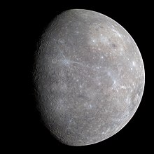 NASA releases first topographical map of Mercury