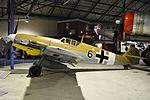Messerschmitt Bf109G-6-Trop '10639 - Black 6' (G-USTV) (16645835853).jpg