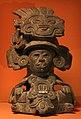 Messico, zapotec, urna ceramica, dallo stato di oxaca, 200-800 dc ca. 02.jpg