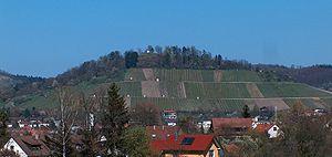 Metzingen - Metzingen Weinberg